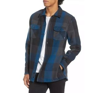 Vans Hixon IV Heavyweight Flannel Shirt Jacket